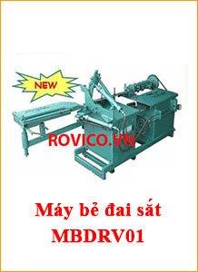 Máy bẻ đai sắt Rồng Việt