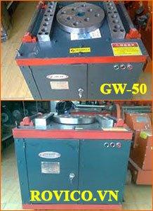 Máy uốn sắt GW-50